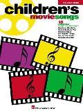 Children's Movie Songs (Big-Note Piano)