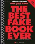 Best Fake Book Ever C Edition