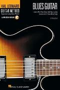 Hal Leonard Guitar Method - Blues Guitar: 6 Inch. X 9 Inch. Edition [With CD]