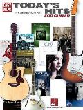 Todays Hits for Guitar 14 Contemporary Hits