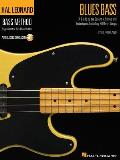 Blues Bass [With CD (Audio)]