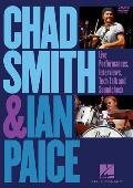 Chad Smith and Ian Paice: Live Performances, Interviews, Tech Talk and Soundcheck