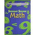 Great Source Summer Success Math: Student Edition Grade 4 2000