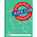 Great Source Afterschool Achievers Math: Student Edition Grade 8 2002
