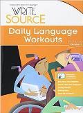 Great Source Write Source: Daily Language Workout Grade 11