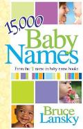 15000 Baby Names