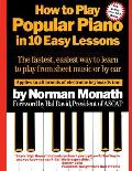 How To Play Popular Piano In 10 Easy Les