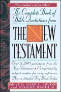 Complete Book Of Bible Quotes New Testament