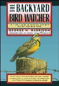 Backyard Bird Watcher