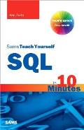 Sams Teach Yourself SQL in 10 Minutes 4th Edition