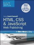 Sams Teach Yourself Web Publishing with HTML5 & CSS3 in One Hour a Day 7th Edition