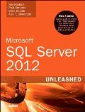 Microsoft SQL Server 2012 Unleashed with Access Code