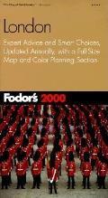 Fodors London 2000
