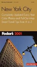 Fodors New York City 2001