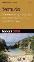 Fodors Bermuda 2001