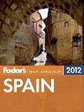 Fodors Spain 2012