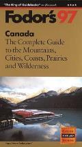 Fodors Canada 97