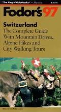 Fodors Switzerland 97