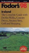 Fodors Ireland 98