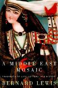 Middle East Mosaic Fragments of Life Letters & History