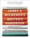 James A Micheners Writers Handbook