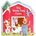 Teeny Tiny Farm Chunky Shape Books