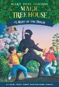 Magic Tree House 05 Night Of The Ninjas