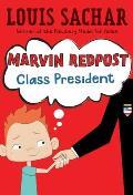 Marvin Redpost 05 Class President