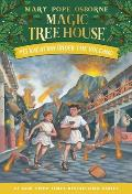 Magic Tree House 13 Vacation Under The Volcano