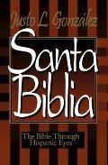 Santa Biblia The Bible Through...