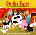 On The Farm A My First Words Flap Book