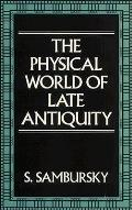 Physical World Of Late Antiquity