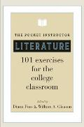 The Pocket Instructor: Literature