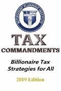 The Tax Commandments