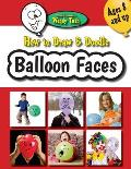 How to Draw & Doodle Balloon Faces