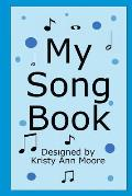My Song Book: Blue Version