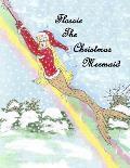Flossie the Christmas Mermaid