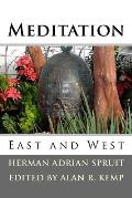 Meditation: East and West