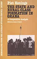 State & Rural Class Formatn in Ghana