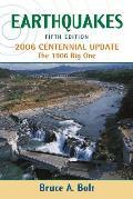 Earthquakes||||EARTHQUAKE 5E CENTENNIAL EDITION