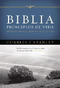 Biblia Principios de Vida del Dr. Charles F. Stanley-Rvr 1960