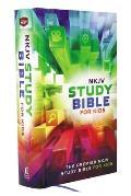 Study Bible for Kids-NKJV: The Premiere NKJV Study Bible for Kids