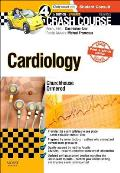 Crash Course Cardiology Updated Print + eBook Edition
