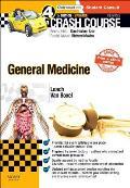 Crash Course General Medicine Updated Print + eBook Edition
