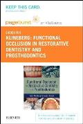Functional Occlusion in Restorative Dentistry and Prosthodontics - Elsevier eBook on Vitalsource (Retail Access Card)