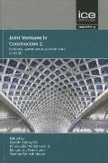 Joint Ventures in Construction 2