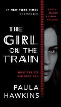 Girl on the Train Movie Tie In
