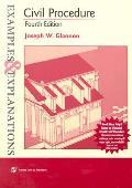 Civil Procedure Examples & Explanations 4th Edition