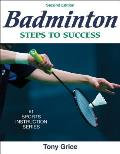 Badminton Steps To Success 2nd Edition