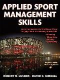 Applied Sports Management Skills with Web Resource